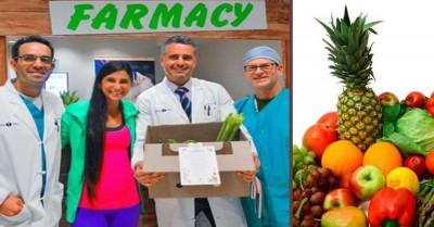 Este Cirujano receta frutas y vegetales, en vez fármacos y medicinas. ¡Conócelo te sorprenderá su acción!